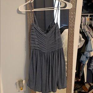 Kimchi Blue BOHO Small Adjustable Dress